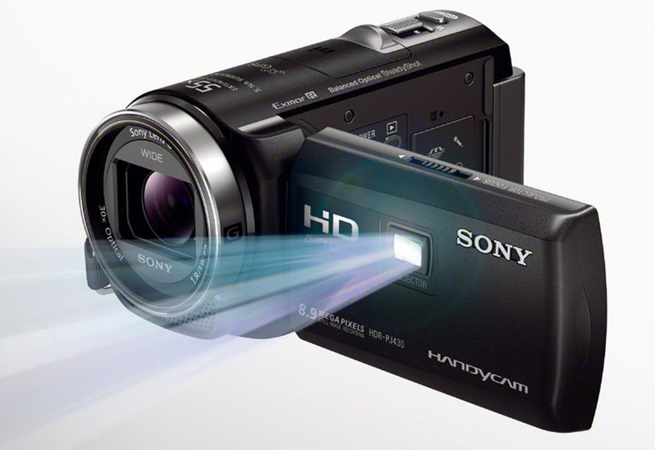 Handycam HDR-PJ430