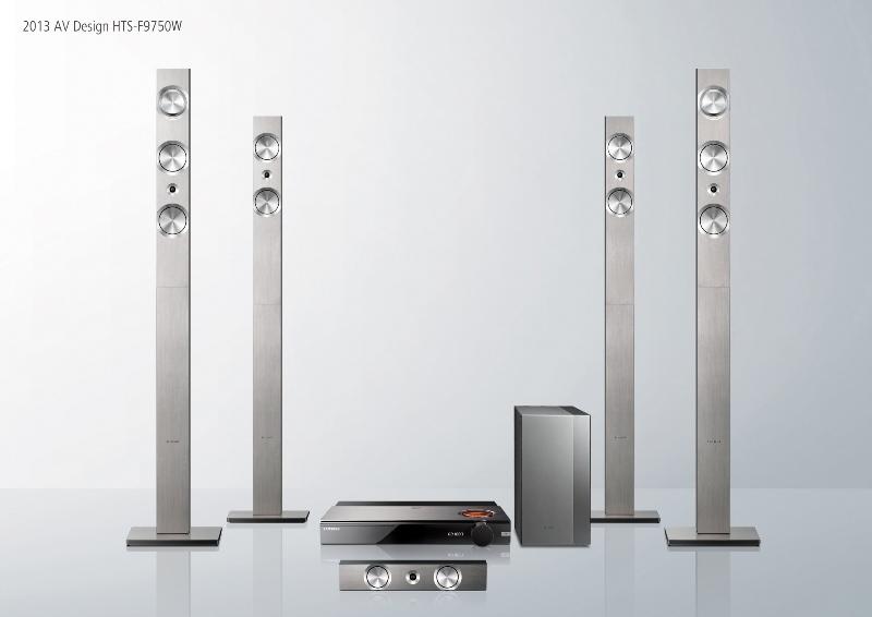 Sistem Home Theatre de 7. 1 canale Samsung HT-F9750