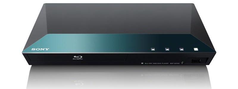 Sony Blu-ray S3100
