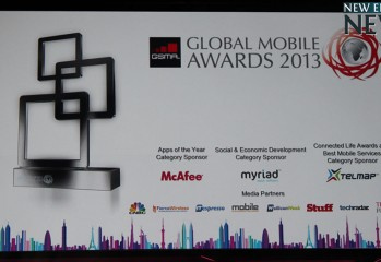 MWC2013 - Global-Mobile Awards 2013