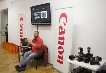 Lansare Academia Canon - Dan Besliu