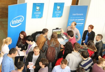 Intel Stagii practica