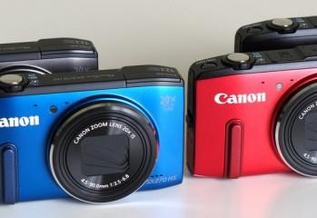 Canon PowerShot SX270 si Canon PowerShot SX270 HS