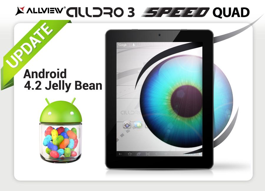 Alldro 3 Speed Quad