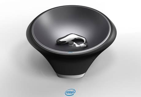Charging Smartbowl Intel