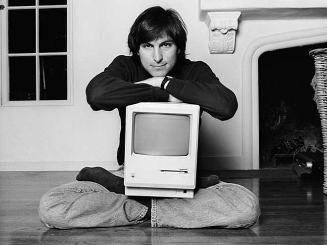 apple mac 30 years - steve jobs