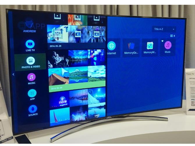 Samsung smart tv tizen 2