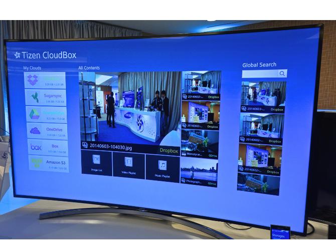 Samsung smart tv tizen 3