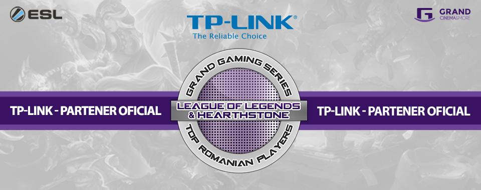 TP-LINK Grand Gaming Series - TP-LINK Official Partner
