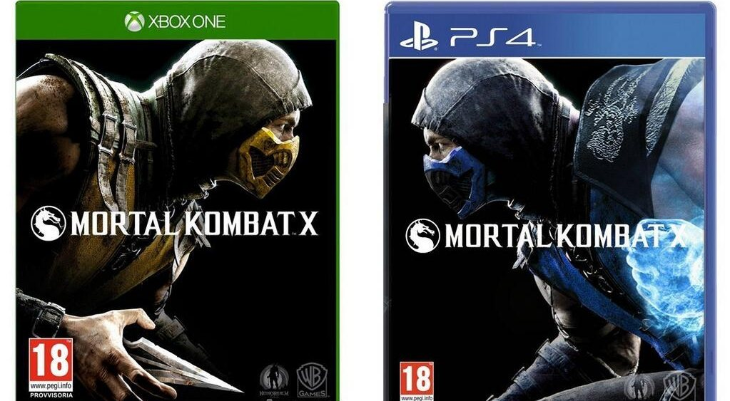 Mortal Kombat X - Xbox One and PS4