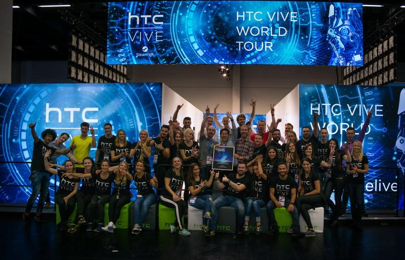 HTC Vive Team