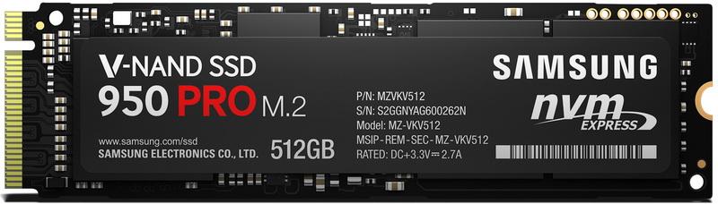 SSD 950 Pro