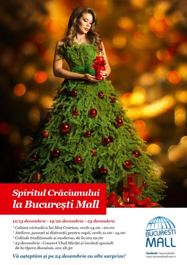 Poster Craciun_Bucuresti Mall