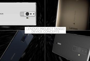 Lenovo ProjectTango