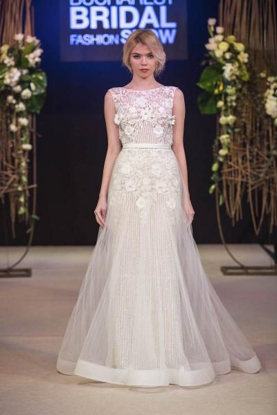Bucharest Bridal Fashion Shows Un Regal Al Rochiilor De Mireasa