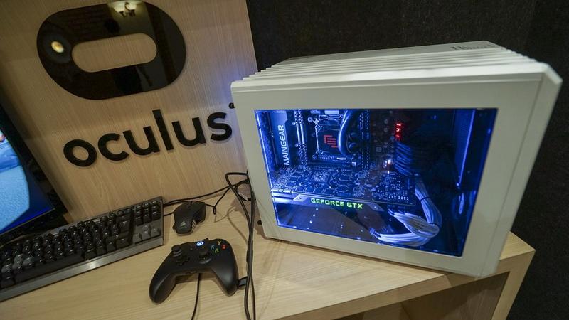 GeForce GTX VR Ready 2