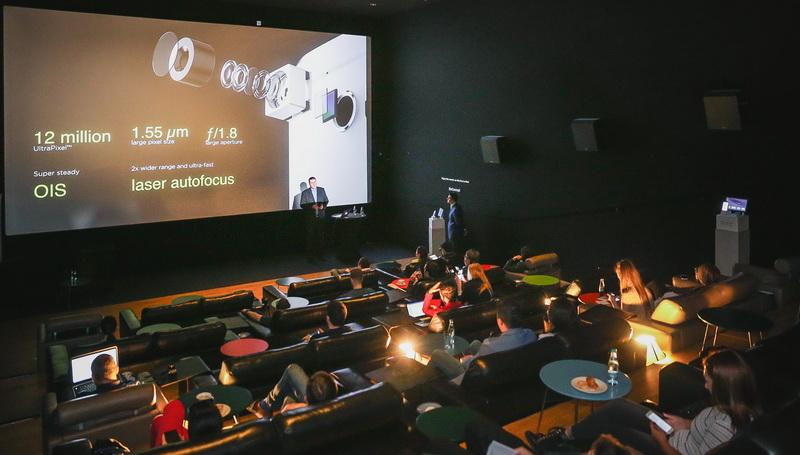 Eveniment de lansare HTC 10 - 2