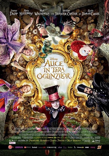Afis - Alice in Tara Oglinzilor