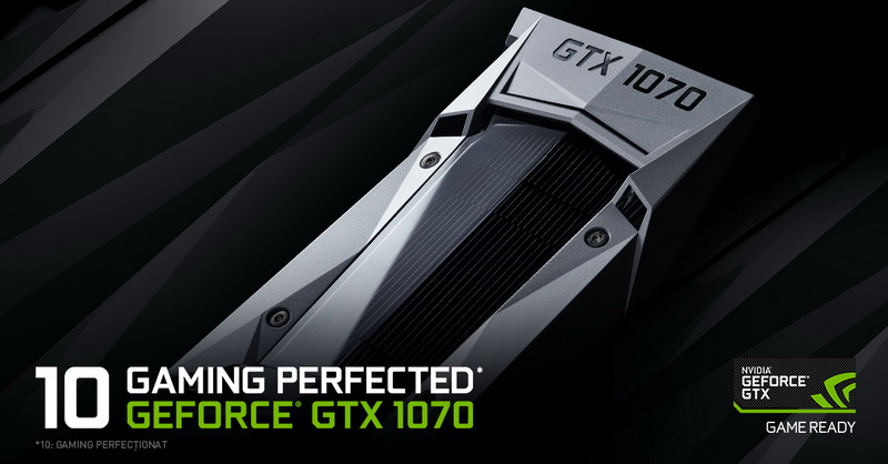 GeForce GTX 1070 - 1