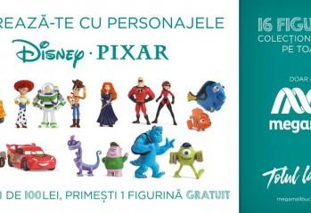 Mega Mall & Disney Pixar