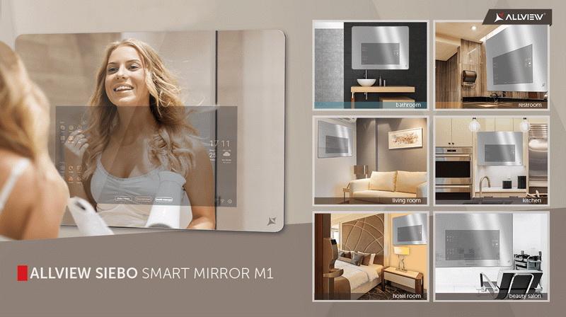 siebo smart mirror m1