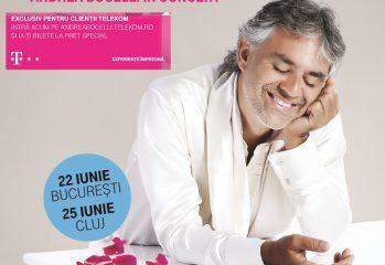 Telekom concert Andrea Bocelli