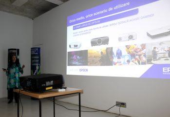 Epson lansare proiectoare