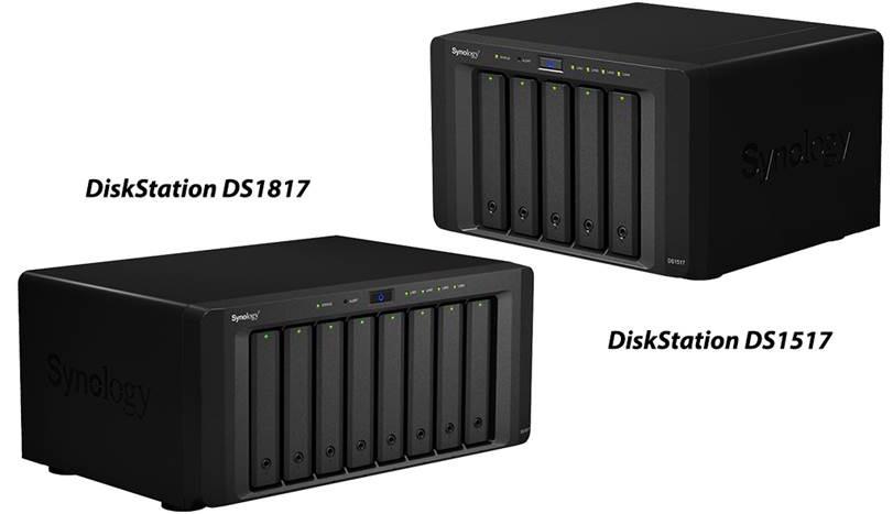 DiskStation DS1517