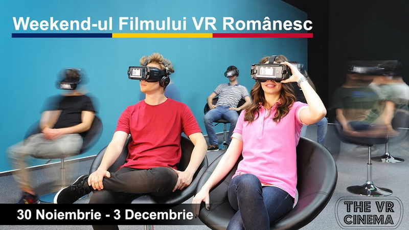 Romanian VR Films Weekend