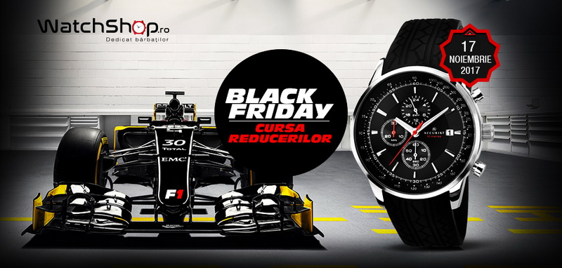 WatchShop.ro Black Friday
