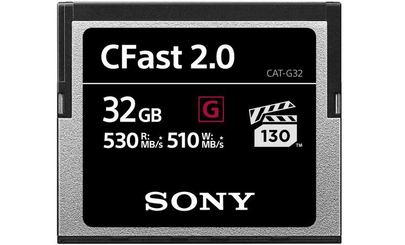CFast 32GB