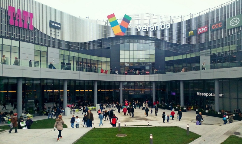 veranda mall