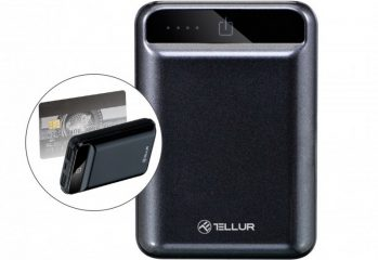 Tellur powerbank 10000 mAh card