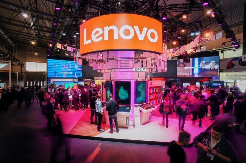 Lenovo mwc 2018