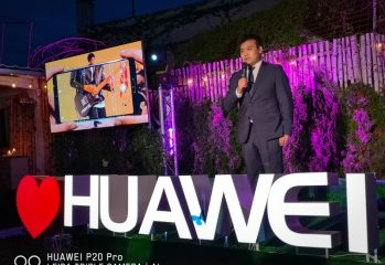 Huawei P20 Lansare