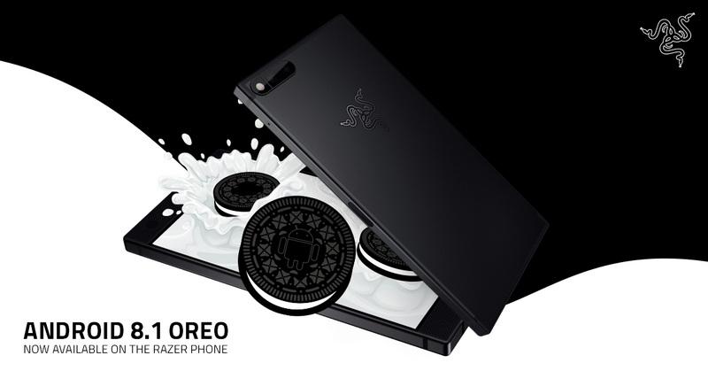 Razer Phone Oreo