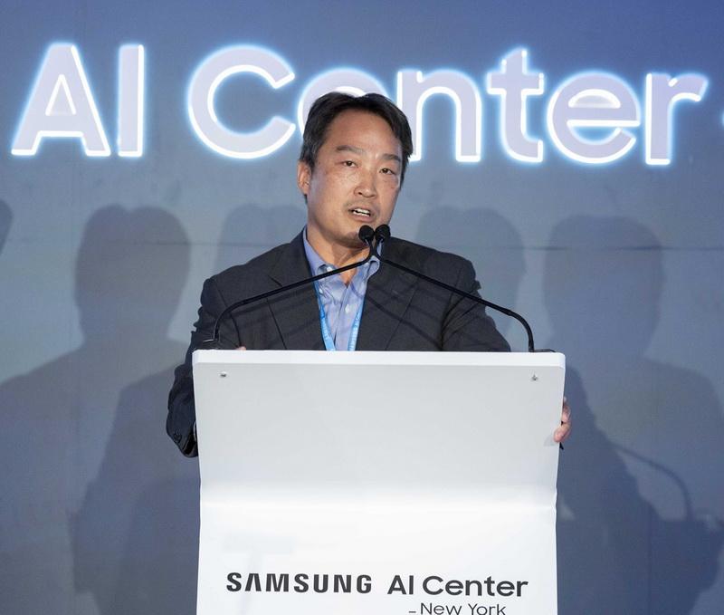 Samsung AI Research
