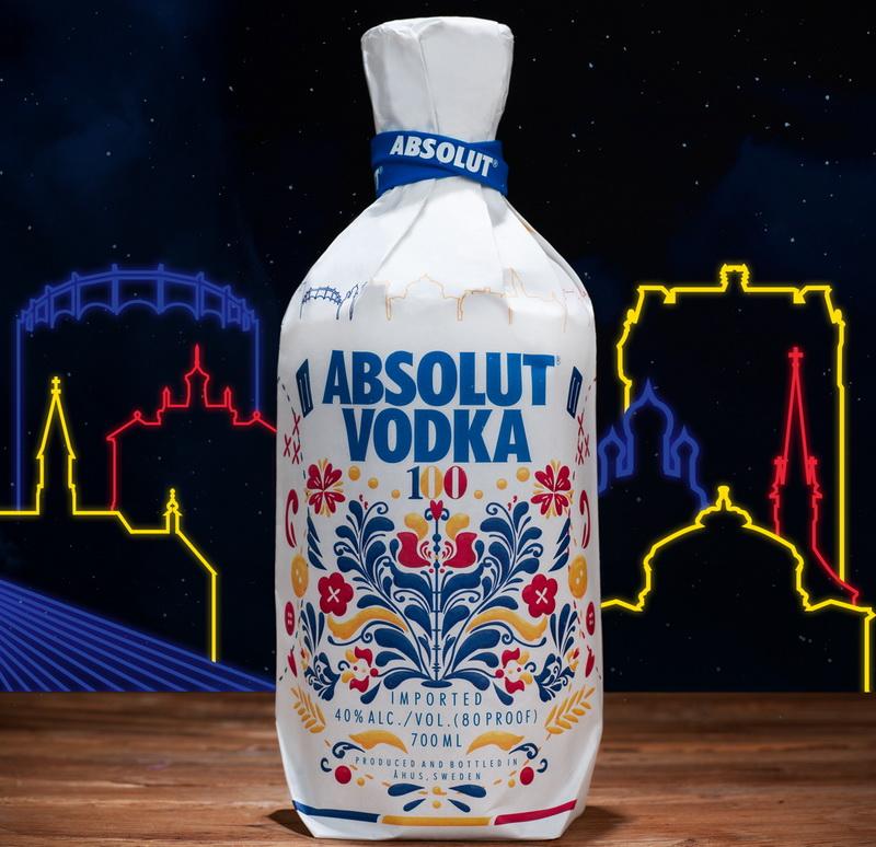 ABSOLUT Romania Editie Limitata