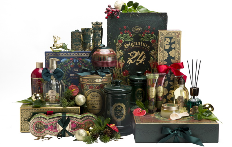 Sabon Holiday Splendors