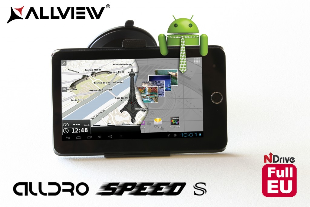 Alldro Speed S