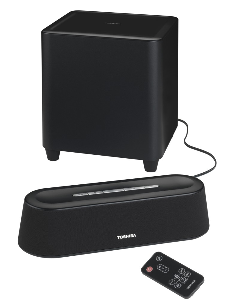 MINI 3D SOUND BAR WITH SUBWOOFER
