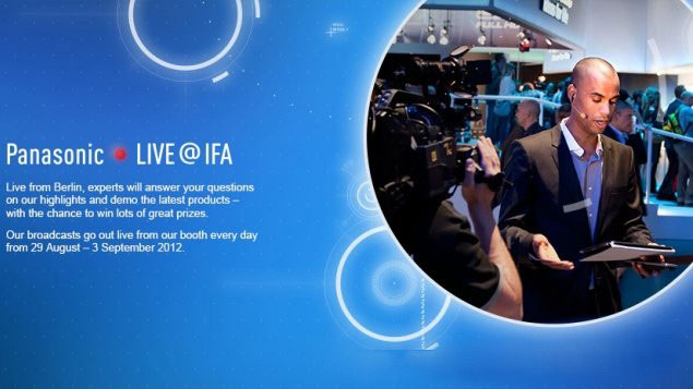 Panasonic IFA 2012