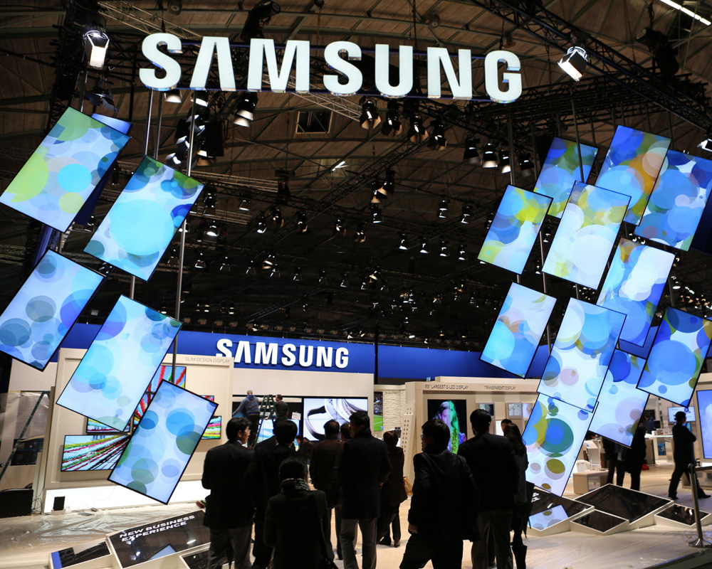Samsung ISE 2013