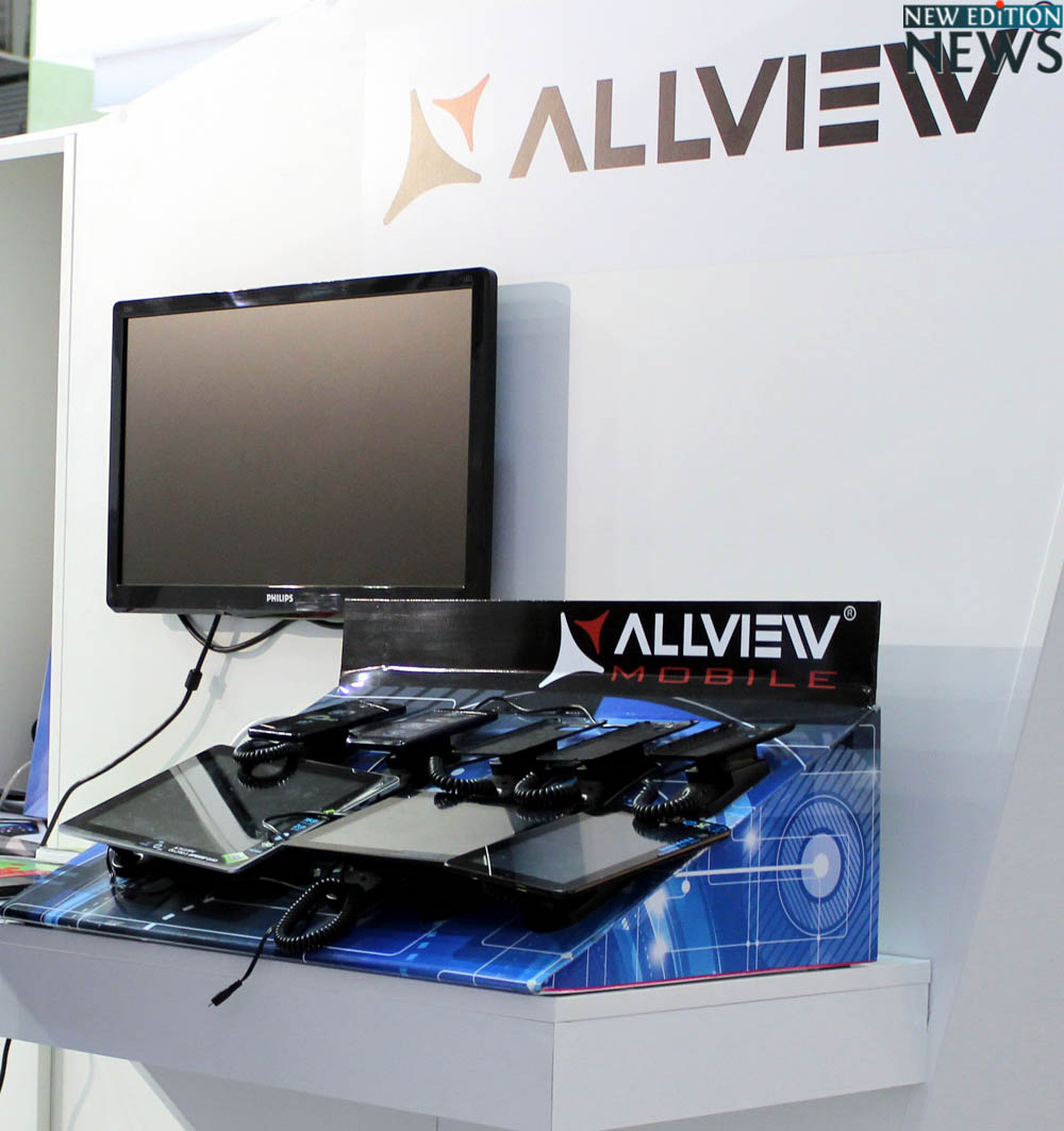 Allview - Mobile World Congress 2013