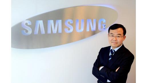 Joseph Kim CEO Samsung Romania