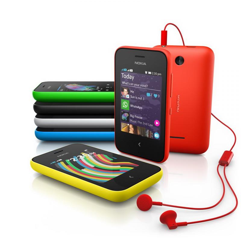 Nokia Asha 230 DS