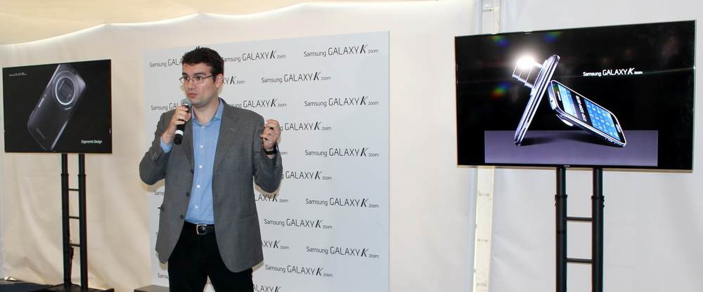 lansare Samsung Galaxy K Zoom