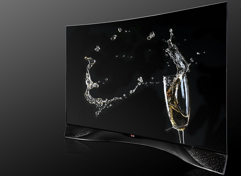 LG OLED TV Swarovski
