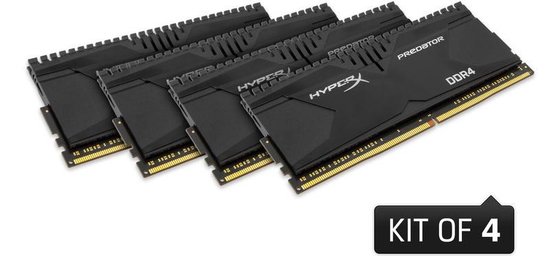 HyperX DDR4 Predator