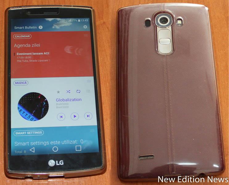 LG G4 husa spate